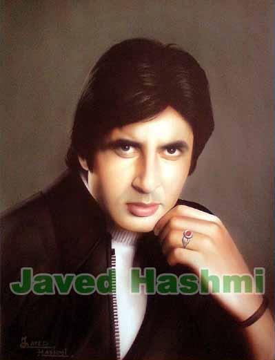 Amitabh Bachchan by javed_hashmi742005